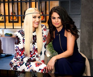 selena gomez, gwen stefani, and the voice image