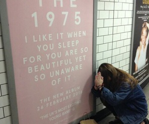 the 1975, tumblr, and grunge image