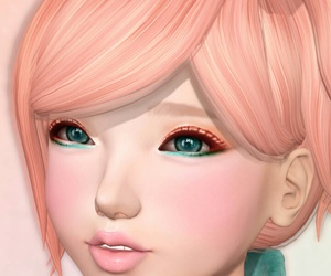 art, wallpapers, and virtual girl image