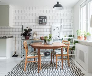 dining room, house, and dreams image