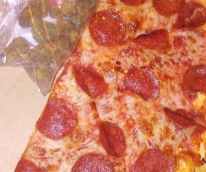 420, high, and pizza image