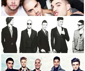 band, the wanted, and tw image