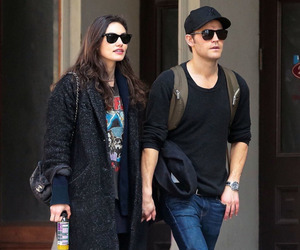 personal, paul wesley, and phoebe tonkin image