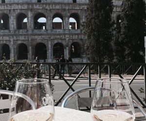 rome and wine image