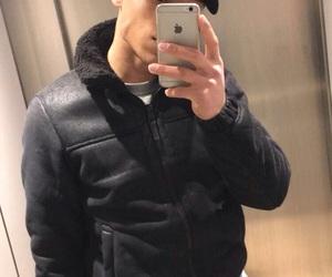 adidas, black, and boyfriend image