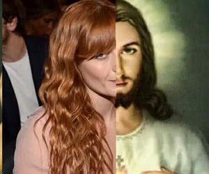 florence and the machine, florence welch, and god image