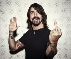 dave grohl, foo fighters, and music image
