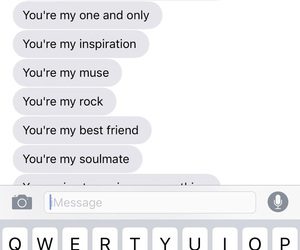 cute couple, text messages, and cute texts image