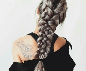 hair braids perfect image