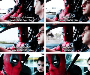 deadpool, fun, and funny image