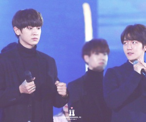 chanyeol and baekhyun image