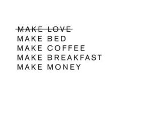 money, text, and breakfast image
