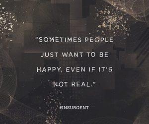 insurgent, quote, and divergent image