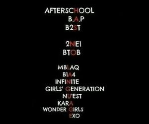2ne1, k-pop, and 4minute image