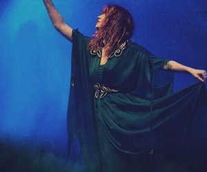 florencewelch, florenceandthemachine, and fatm image