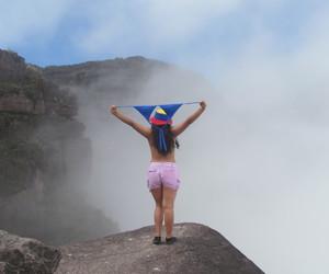 naked, venezuela, and bandera image