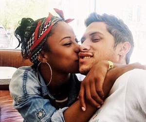 couple, Relationship, and interracial image