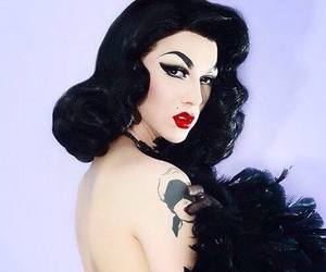 drag queen, rupaul's drag race, and violet chachki image