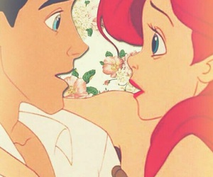 love, ariel, and disney image