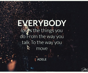 Adele, art, and everyone image