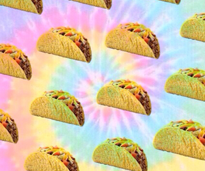 tacos, food, and wallpaper image