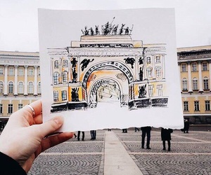 art and petersburg image