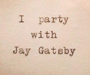 1920s, party, and jay gatsby image