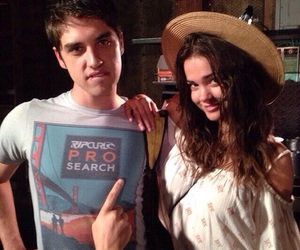 the fosters and maia mitchell image