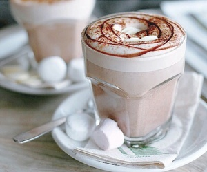 coffe, drink, and sugar image