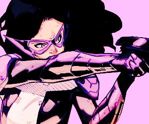 dc comics, huntress, and helena wayne image