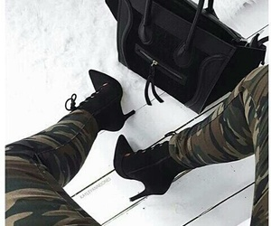 camo, outfit, and style image