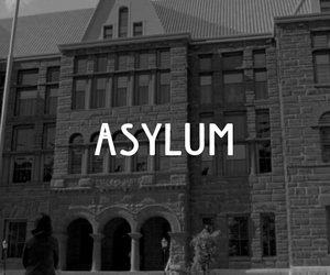 asylum, ahs, and american horror story image