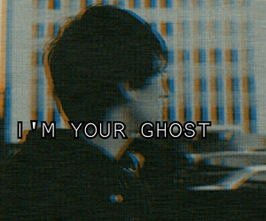 alternative, punk, and ghost image