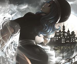 fairy tail, anime, and juvia lockser image