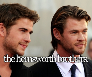 hemsworth, Hot, and actors image
