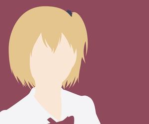 manga, minimalist, and haikyuu image