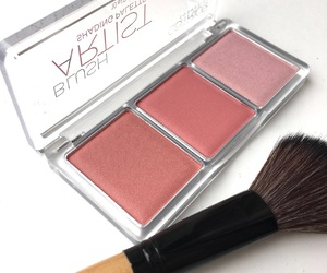 blush and catrice image