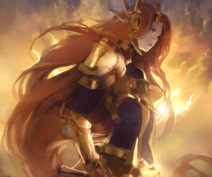 leona and league of legends image