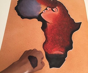 africa, African, and pride image