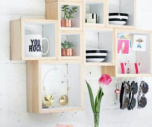 diy, home, and decor image