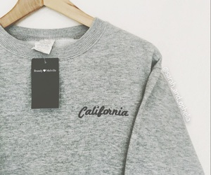 america, california, and clothes image