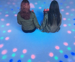 bff, blue, and tumblr image