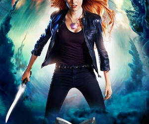 shadowhunters, clary fray, and the mortal instruments image