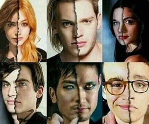 shadowhunters, jace, and magnus image