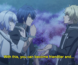 anime, norn 9, and norn-9 image