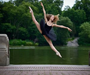 ballet, pointe, and cute image