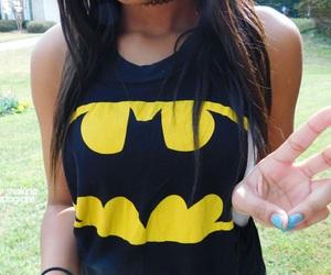 batman, tumblr quality, and peace image