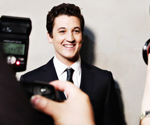 divergent, miles teller, and peter image