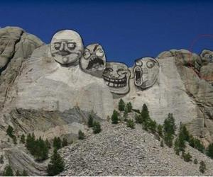 funny, lol, and mountain image