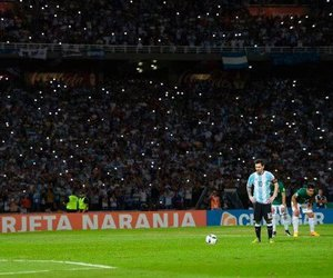 argentina, phone, and football image